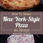 New York-Style Pizza At Home Recipe