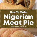 Nigerian Meat Pie Recipe | How to Make Nigerian Meat Pie
