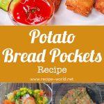 Potato Bread Pockets   Vegetables Bread Pockets   Easy Snacks Recipe   Tiffin Box Idea