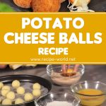 Potato Cheese Balls Recipe