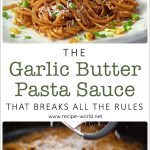 The Garlic Butter Pasta Sauce That Breaks All The Rules | A Love Letter To Fusion Pasta
