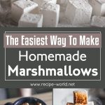The Easiest Way To Make Homemade Marshmallows