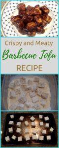 Crispy and Meaty Barbecue Tofu