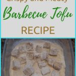 Crispy And Meaty Barbecue Tofu