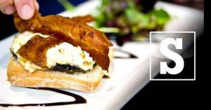 Cheese Stuffed Mushrooms - FB