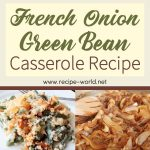 French Onion Green Bean Casserole