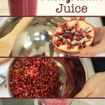 How To Make Homemade Pomegranate Juice-Drinks Made Easy