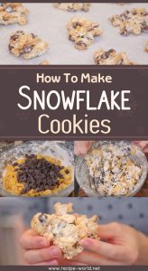 Snowflake Cookies