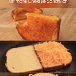Inside-Out Grilled Cheese Sandwich – Ultimate Cheese Sandwich