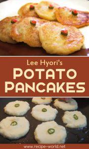 Lee Hyori's Potato Pancakes