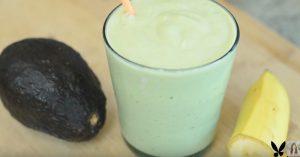 Avocado Smoothie Recipe - Vietnamese Street Food