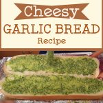 Cheesy Garlic Bread Recipe – Laura Vitale