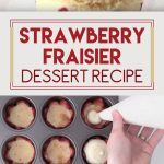 Strawberry Fraisier Dessert Recipe