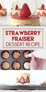 Strawberry Fraisier Dessert Recipe