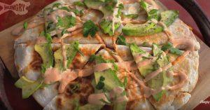 Vegan Recipe Fajita Quesadillas