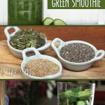 Beauty Boosting Green Smoothie  |  Kaushal & Danielle Hayley From Drinks Tube