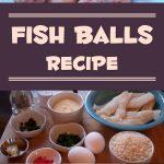 Fish Balls Recipe