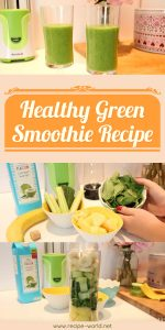 Healthy Green Smoothie Recipe! | Tanya Burr