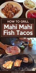 Grilled Mahi Mahi | How To Grill Mahi Mahi Fish Tacos