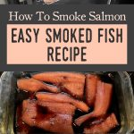 How To Smoke Salmon – Easy Smoked Fish Recipe