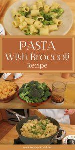 Pasta With Broccoli Recipe - Laura Vitale