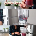 Super Berry Smoothie – The Hot Plate