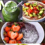 What I Eat In A Day (Summer) – Healthy Vegan Recipes