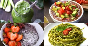 What I Eat In A Day (Summer) - Healthy Vegan Recipes