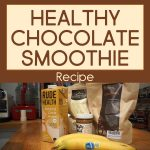 Healthy Chocolate Smoothie Recipe