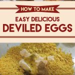 How To Make Easy Delicious Deviled Eggs