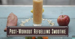 Post-Workout Refuelling Smoothie