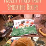 The Nutribullet Frozen Mixed Fruit Smoothie Recipe