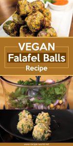 Vegan Falafel Balls Recipe