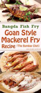 Bangda Fish Fry – Goan Style Mackerel Fry Recipe - The Bombay Chef