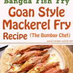 Bangda Fish Fry – Goan Style Mackerel Fry Recipe – The Bombay Chef
