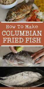 How To Make Colombian Fried Fish