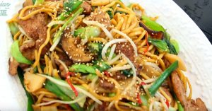 Easy Chicken Chow Mein - Asian At Home