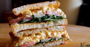 Egg Salad Sandwich Recipe