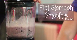 Flat Stomach Smoothie Recipe