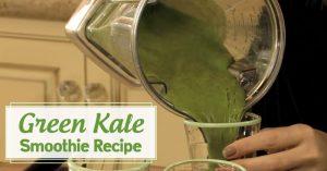 Green Kale Smoothie