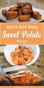 Quick And Easy Sweet Potato Recipe