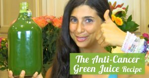 The Anti-Cancer Green Juice