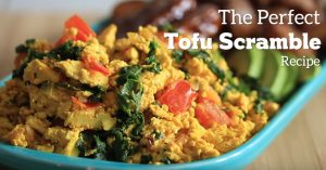 The Perfect Tofu Scramble