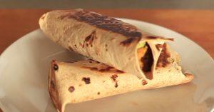 Vegan Recipe - Best Breakfast Burrito