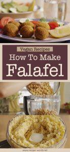 Vegan Recipes: How To Make Falafel