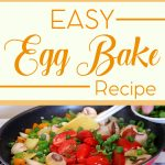 Easy Egg Bake Recipe
