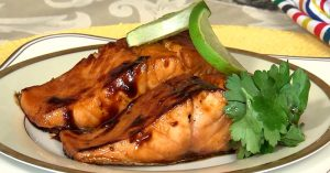 Easy Glazed Salmon Recipe With Only 4 Ingredients