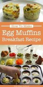 How To Make Egg Muffins Breakfast Recipe