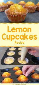 Lemon Cup Cakes