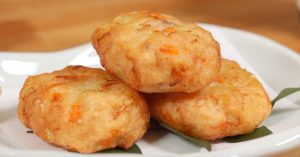 Satsuma-Age (Deep-Fried Fishcake Recipe)